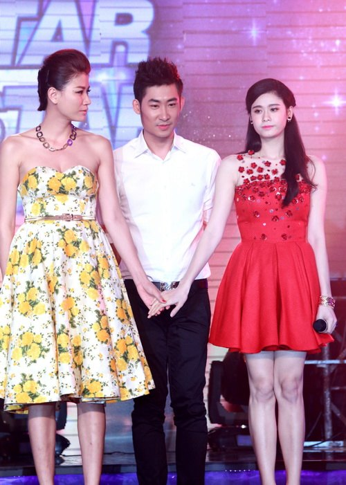 "truong quynh anh lo dien chop nhoang giua ""bao hon nhan"" - 4"