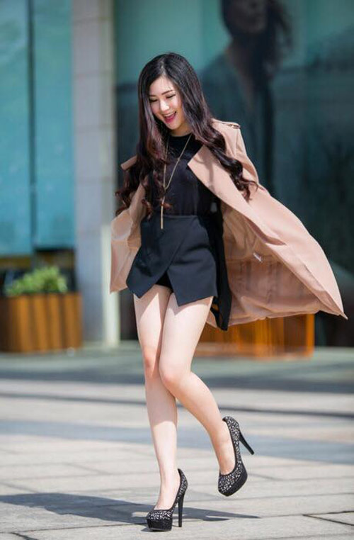 Tuần qua: Người đẹp rực rỡ đón nắng Đông-2