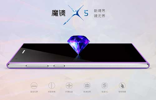 doi tac cua apple bat ngo tung smartphone man hinh sapphire - 1