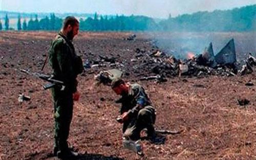 Syria: Máy bay quân sự rơi, ít nhất 35 binh sĩ thiệt mạng-1
