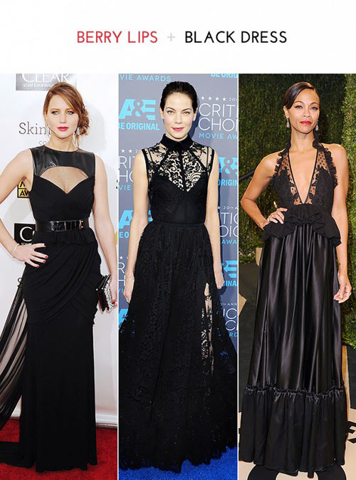 4 cách phối son và váy giúp phái đẹp hút chặt mọi ánh nhìn - 2