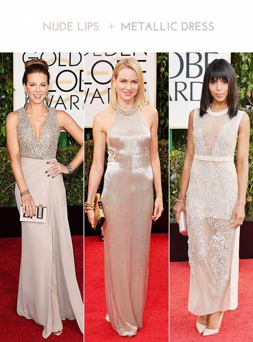 4 cách phối son và váy giúp phái đẹp hút chặt mọi ánh nhìn - 4