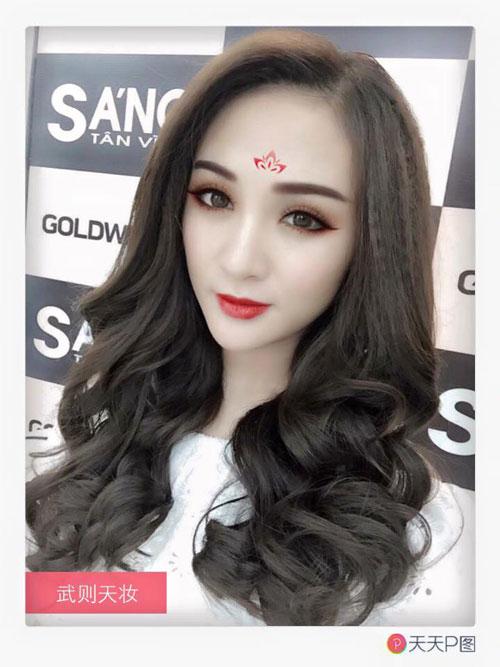Đi tìm sao Việt hóa Võ Tắc Thiên đẹp nhất-2
