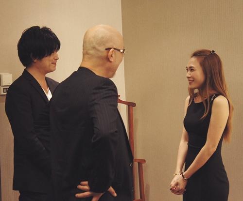Mỹ Tâm hợp tác cùng ngôi sao guitar nổi tiếng của Nhật-2