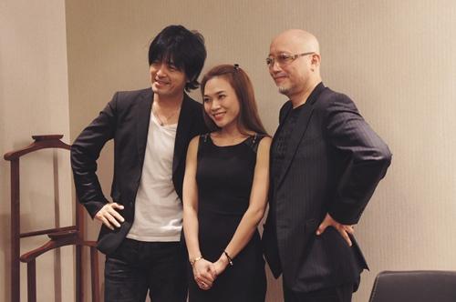 Mỹ Tâm hợp tác cùng ngôi sao guitar nổi tiếng của Nhật-3