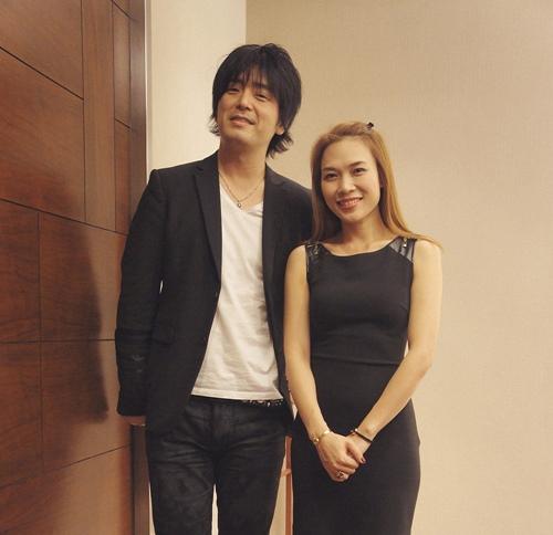 Mỹ Tâm hợp tác cùng ngôi sao guitar nổi tiếng của Nhật-4