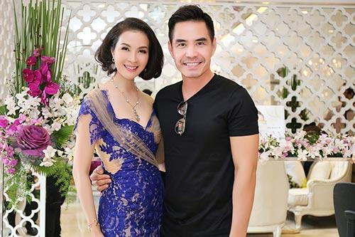 Mai Phương Thúy đẹp ngọt ngào đến chúc mừng Thanh Mai-7