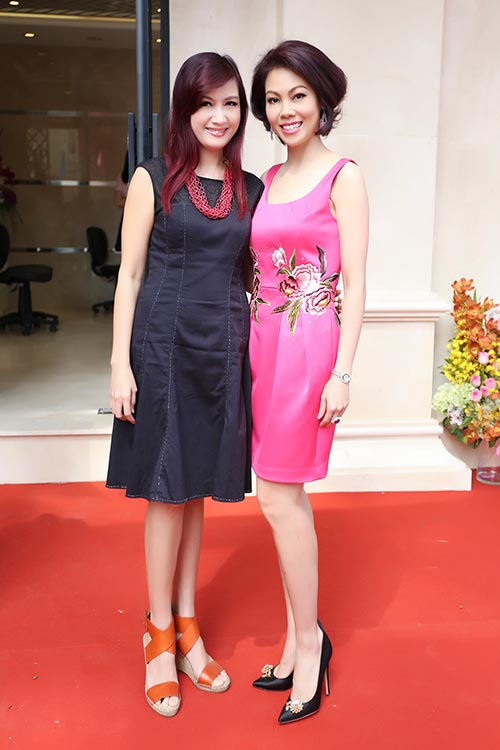 Mai Phương Thúy đẹp ngọt ngào đến chúc mừng Thanh Mai-8