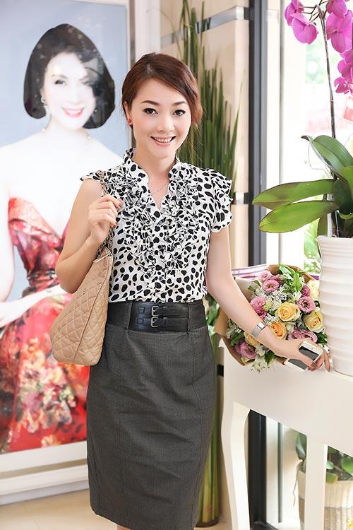 Mai Phương Thúy đẹp ngọt ngào đến chúc mừng Thanh Mai-9