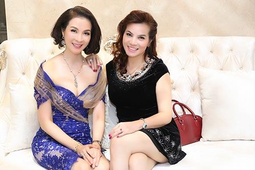 Mai Phương Thúy đẹp ngọt ngào đến chúc mừng Thanh Mai-10