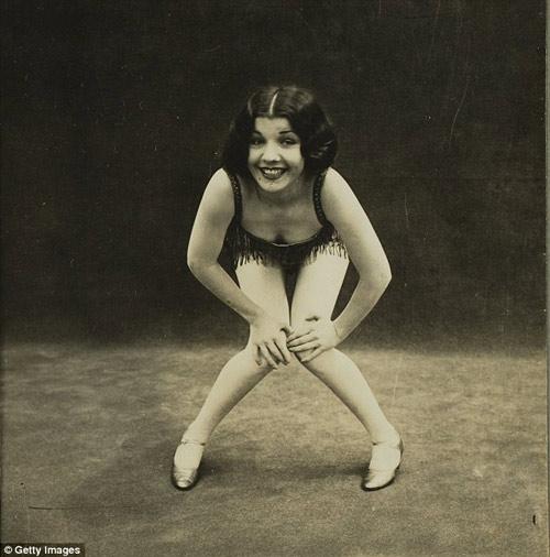 Những kiểu cơ thể phụ nữ khiến đàn ông khao khát 100 năm qua-3