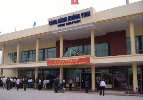 Sân bay Vinh sắp trở thành sân bay quốc tế-1