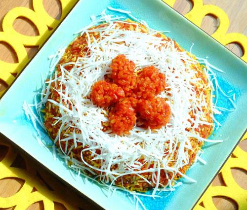 2 cách nấu xôi gấc ngon và đơn giản tại nhà cho các mẹ