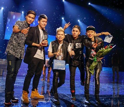 Những nghệ sĩ đặc biệt nhất ở Bài hát Việt 2014-4