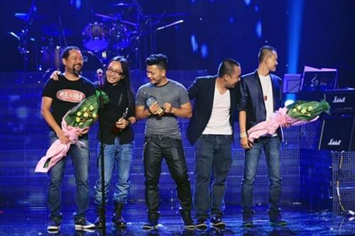 Những nghệ sĩ đặc biệt nhất ở Bài hát Việt 2014-5