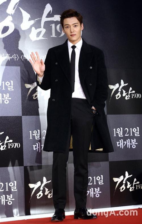 """Sao """"khủng"""" tới xem phim của Lee Min Ho-8"""