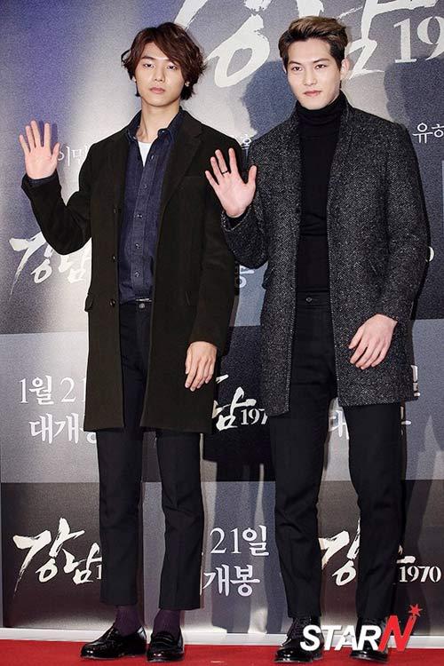 """Sao """"khủng"""" tới xem phim của Lee Min Ho-10"""
