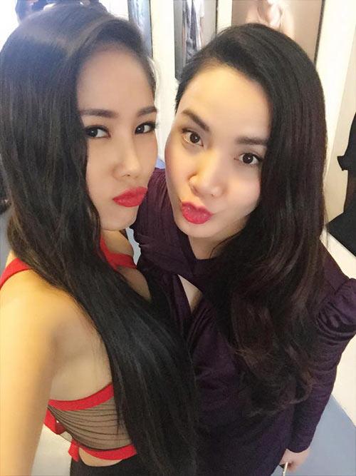 """le phuong """"lot xac"""" dep ngot ngao sau chia tay chong cu - 3"""