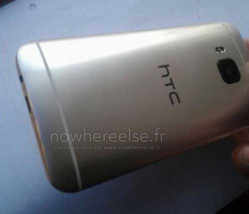 xuat hien hinh anh smartphone cao cap one (m9) cua htc - 2