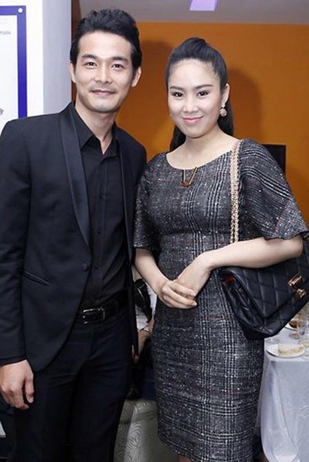 hot: le phuong tung chung co ngoc ngoan khong cap duong con - 3