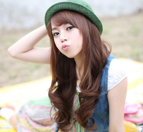 huong dan tao kieu toc xoan bang may say tai nha - 1