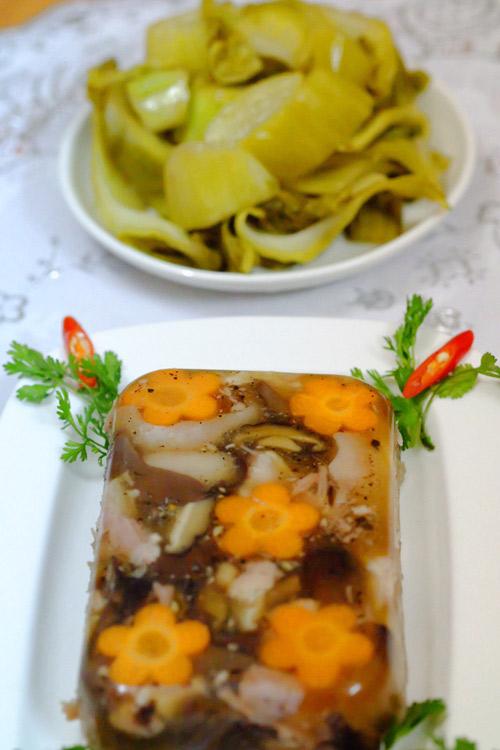 Cách nấu thịtđông ngon Hà Nội