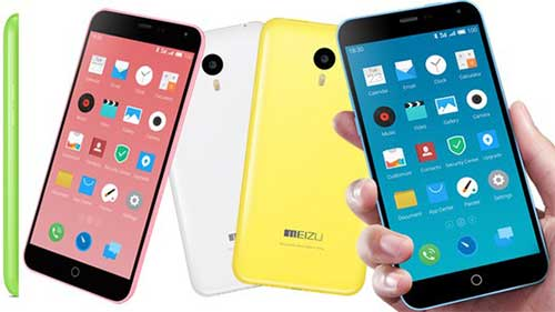 meizu m1, smartphone 5 inch gia re - 1