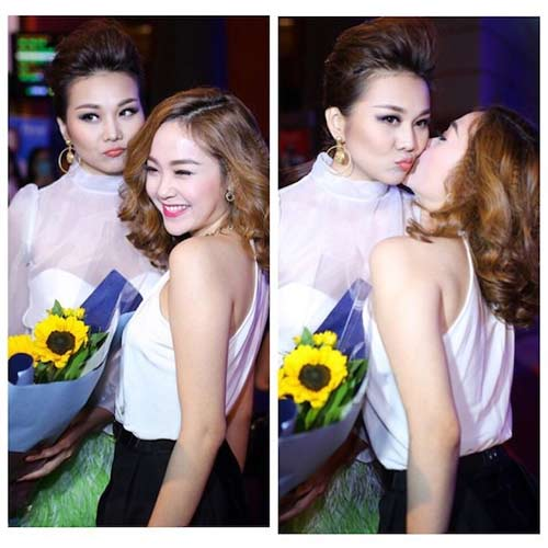 tim dao pho cung con trai sau on ao voi truong quynh anh - 12