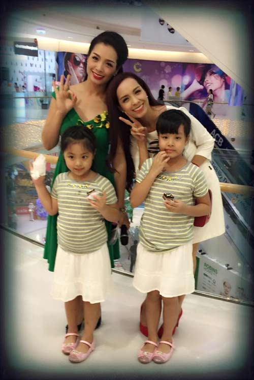 tim dao pho cung con trai sau on ao voi truong quynh anh - 7