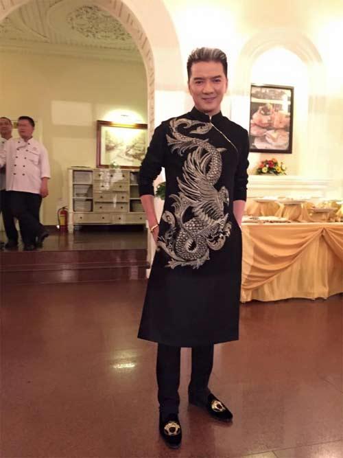 "thuy tien ""phan nan"" vi cong vinh khong biet gian - 4"