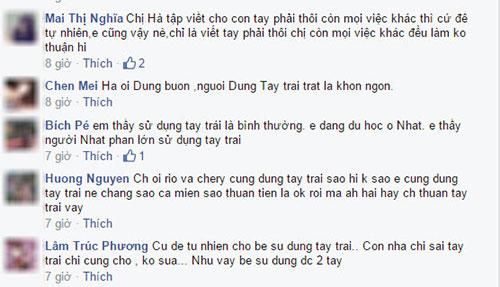 """vo ly hai tam su chuyen """"que vi de con cam but tay trai"""" - 2"""