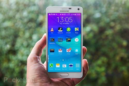 top 4 smartphone co thiet ke an tuong nam 2014 - 2