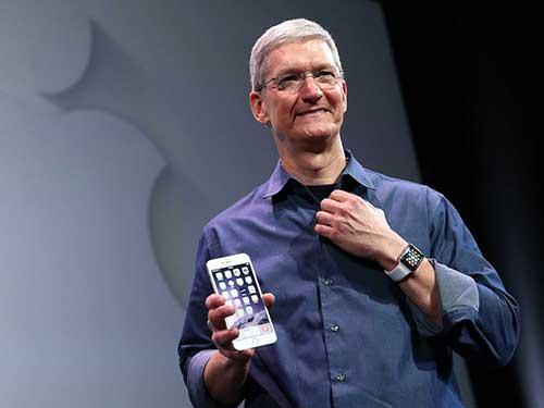 ceo apple: co the mua apple watch tu thang 4/2015 - 1