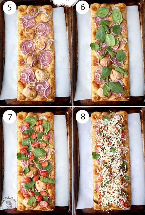 doi vi voi pizza kim chi cho cuoi tuan - 5
