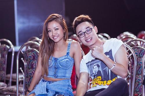 suboi hao hung ket doi cung truc nhan tai the remix - 1