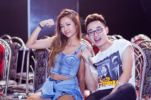 suboi hao hung ket doi cung truc nhan tai the remix - 2