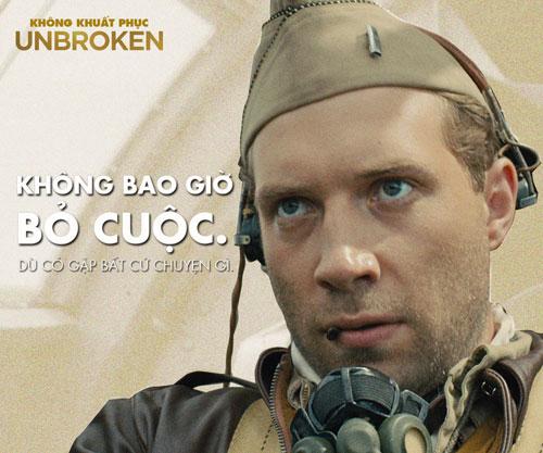 """unbroken"": loi tri an danh cho mot con nguoi vi dai - 12"