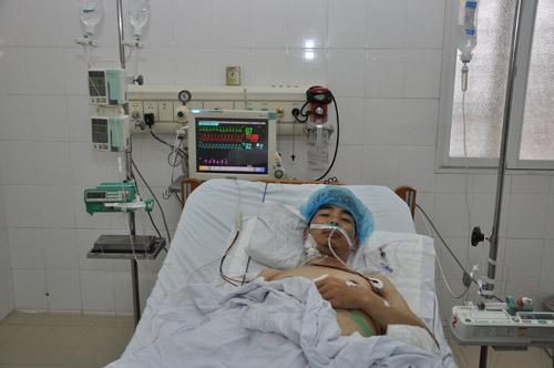 Tết đầu tiên của người thoát chết nhờ ghép đa tạng-1