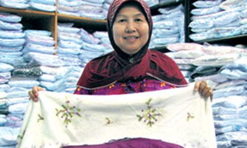 Người phụ nữ mang văn hóa Đạo hồi đến Sài Gòn-1