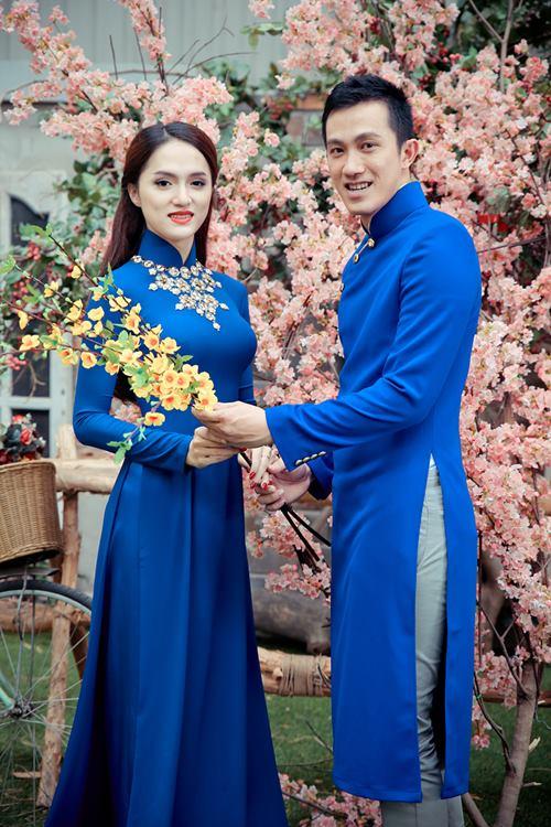 huong giang idol lang man ben ban trai viet kieu - 2