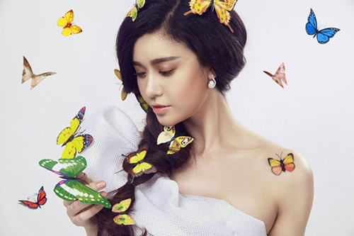 truong quynh anh tam su buon ngay valentine - 1