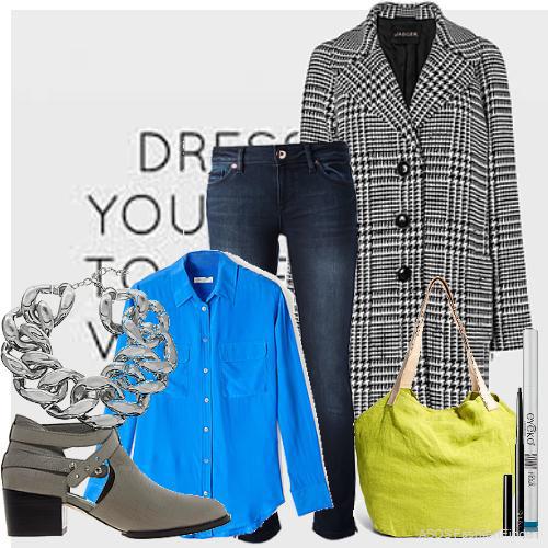 5 kiểu áo khoác mùa Xuân giúp chị em thêm kiêu hãnh-10