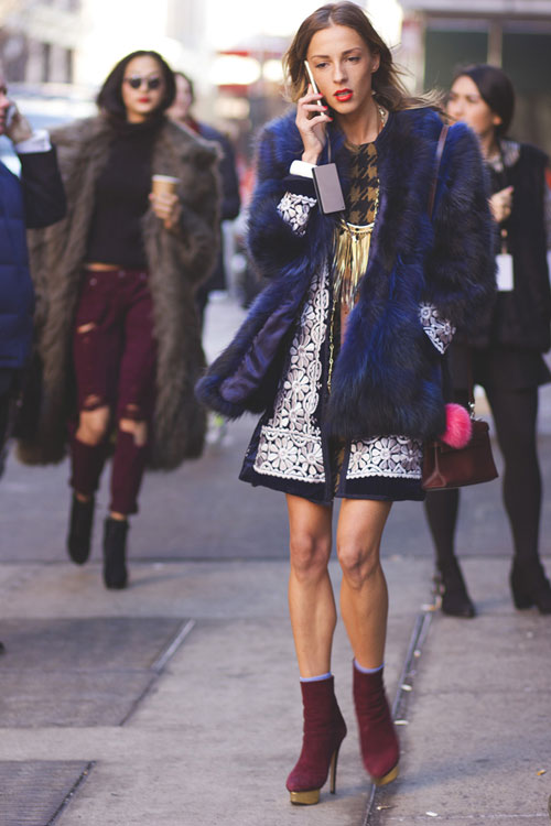 hoang thuy lot top 28 street style an tuong tai jeremy scott - 13