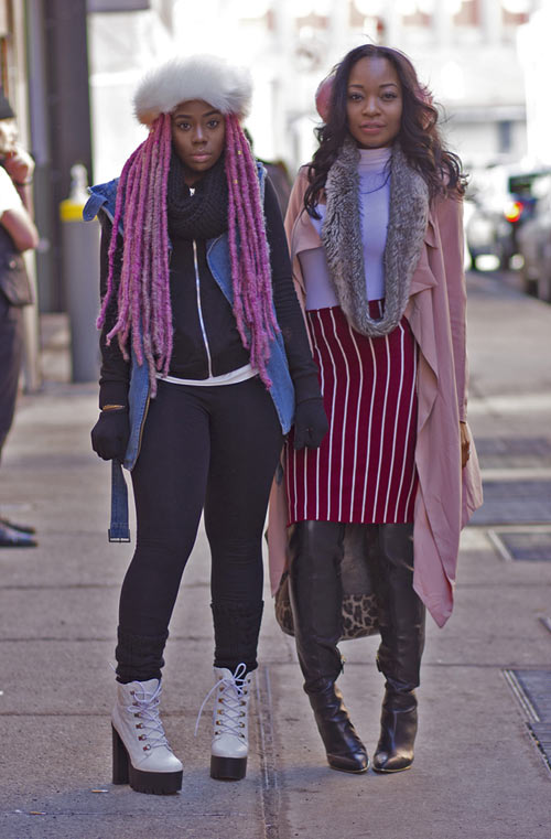 hoang thuy lot top 28 street style an tuong tai jeremy scott - 5