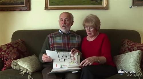 Người đàn ông gửi cho vợ 10.000 lá thư tình-5