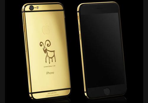 Mua iPhone 6 phiên bản Dê vàng mừng năm mới Ất Mùi-2