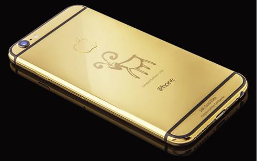 Mua iPhone 6 phiên bản Dê vàng mừng năm mới Ất Mùi-1