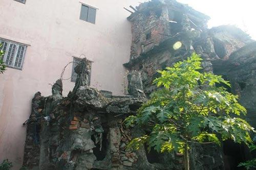 """""""Ớn lạnh"""" với căn nhà tự xây của dị nhân Quảng Nam-4"""