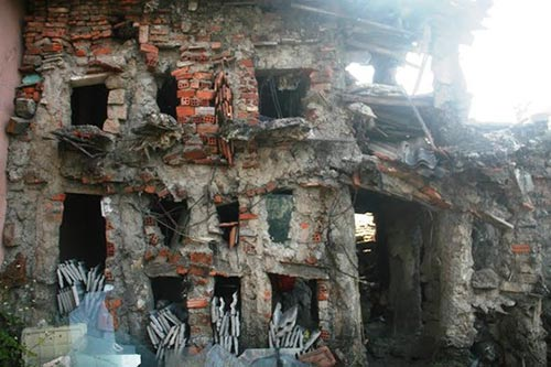 """""""Ớn lạnh"""" với căn nhà tự xây của dị nhân Quảng Nam-5"""