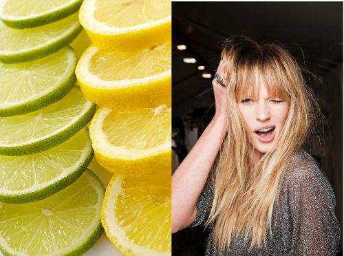 Những cách làm đẹp toàn diện cho tóc từ quả chanh - 3